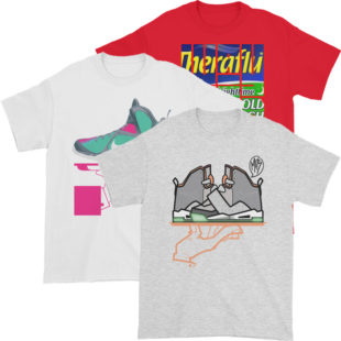 Cotton Graphic Tees